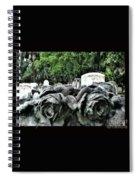 Tranquil Blossom Spiral Notebook