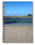Tranquil Blue Spiral Notebook
