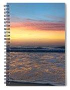 Tranquil Brilliance  Spiral Notebook