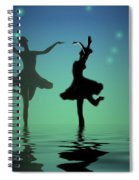 Tranquil Persuasion Spiral Notebook
