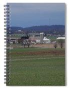 Tranquil Serenity Spiral Notebook