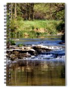 Tranquil Stream Spiral Notebook