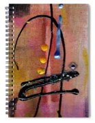 Tranquility II Spiral Notebook