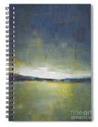 Tranquility Of The Sunset Spiral Notebook