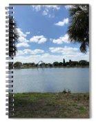 Tranquility - Port Richey, Florida Spiral Notebook