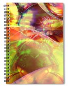 Transabstrct-20 Spiral Notebook