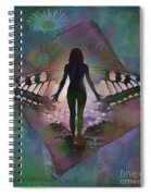 Transcend 2015 Spiral Notebook