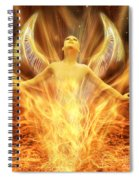 Transcend Spiral Notebook