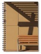 Transcendental Spiral Notebook