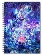 Transcension Spiral Notebook