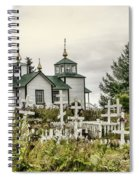 Transfiguration Of Our Lord Church Spiral Notebook