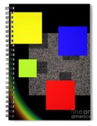 Transformation II Spiral Notebook
