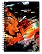 Transformation Spiral Notebook