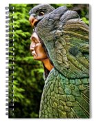 Transformation Through Forgiveness Spiral Notebook