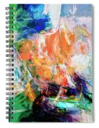Transformer Spiral Notebook