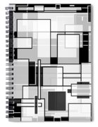 Transparency II Spiral Notebook