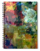 Transparent Layers Two Spiral Notebook