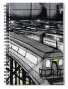 Transporters Spiral Notebook