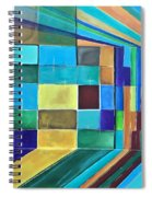 Trapped Spiral Notebook