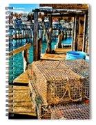 Traps R Us  Spiral Notebook