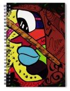 Trauma Spiral Notebook