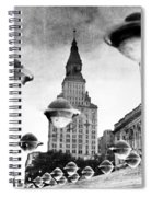 Travelers Insurance Tower Spiral Notebook