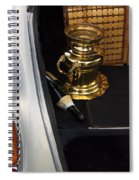 Traveling In Style Spiral Notebook