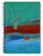 Trawler Spiral Notebook