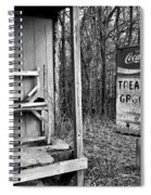 Treadwell Grocery B Spiral Notebook