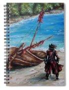 Treasure Bay Spiral Notebook