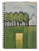 Treasure In The Yard Spiral Notebook