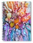 Treasures From Rainbow Reef Spiral Notebook