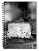 Treasury Of Athenians  Spiral Notebook