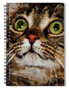 Treat Time Spiral Notebook