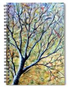 Tree 3 Spiral Notebook