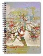 Tree Art 54tr Spiral Notebook