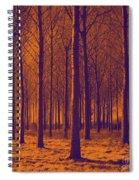 Tree Art 56y Spiral Notebook