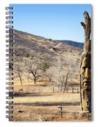 Tree Art Spiral Notebook