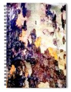 Tree Bark 2 Spiral Notebook