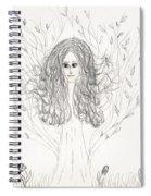 Tree Beauty Spiral Notebook
