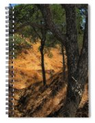 Tree Formation 4 Spiral Notebook
