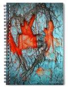 Tree Heart Spiral Notebook