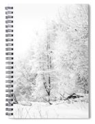 Tree Line Spiral Notebook
