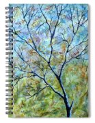 Tree Number Two Spiral Notebook