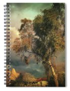 Tree Of Confusion Spiral Notebook