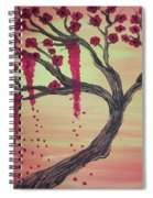 Tree Of Desire 2 Spiral Notebook