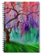 Tree Of Life 111 Spiral Notebook