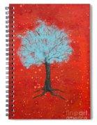 Nuclear Winter Spiral Notebook