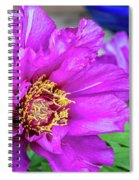 Tree Peony Spiral Notebook
