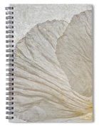 Tree Poppy Spiral Notebook